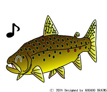 browntrout-appLINEsticker
